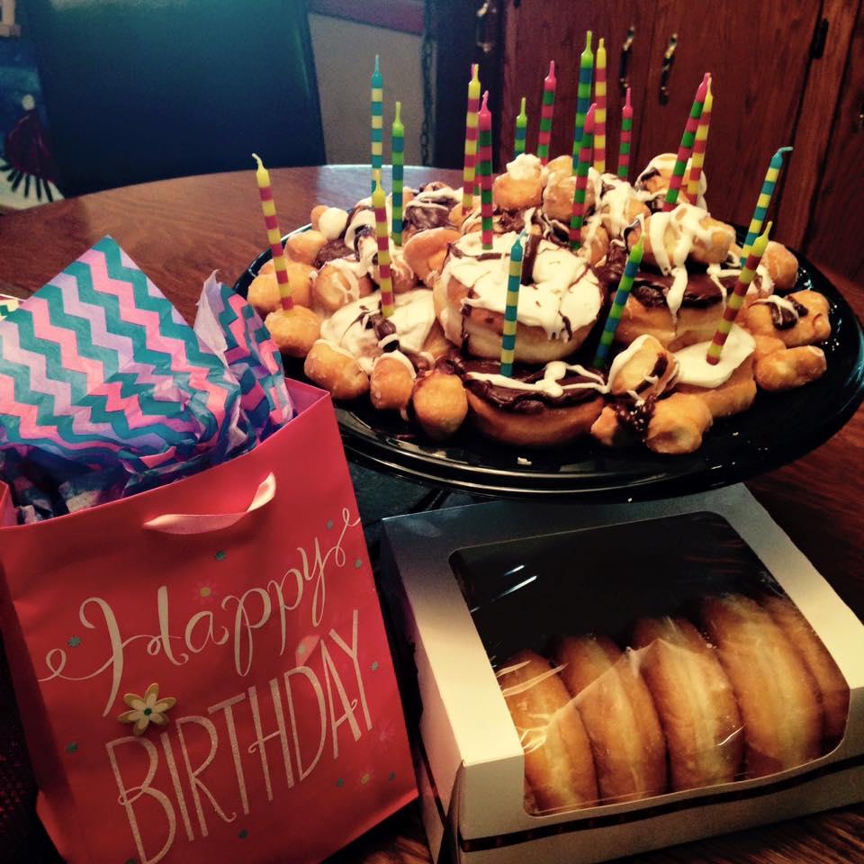 Spudnutz – Birthday Cake